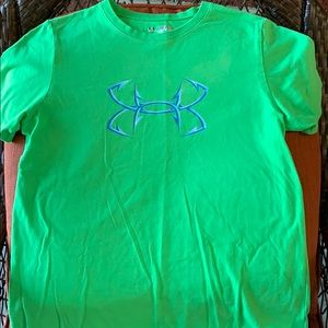 Youth XL Under Armour shirt